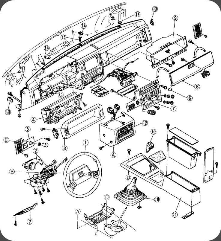 Drawings exploded views further 1987 Mazda B2000 Heater Core in addition 3 0 Ford Engine Torque Specifications likewise T25088605 Location input speed sensor 2008 aveo moreover P 0900c152800adca3. on gm 5 3 water pump replacement