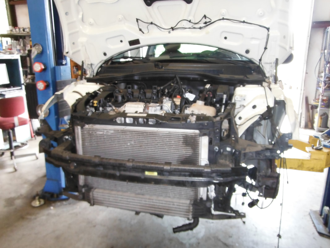 2008 Mini Cooper S Engine Rebuild - HPMotors, est. 1977