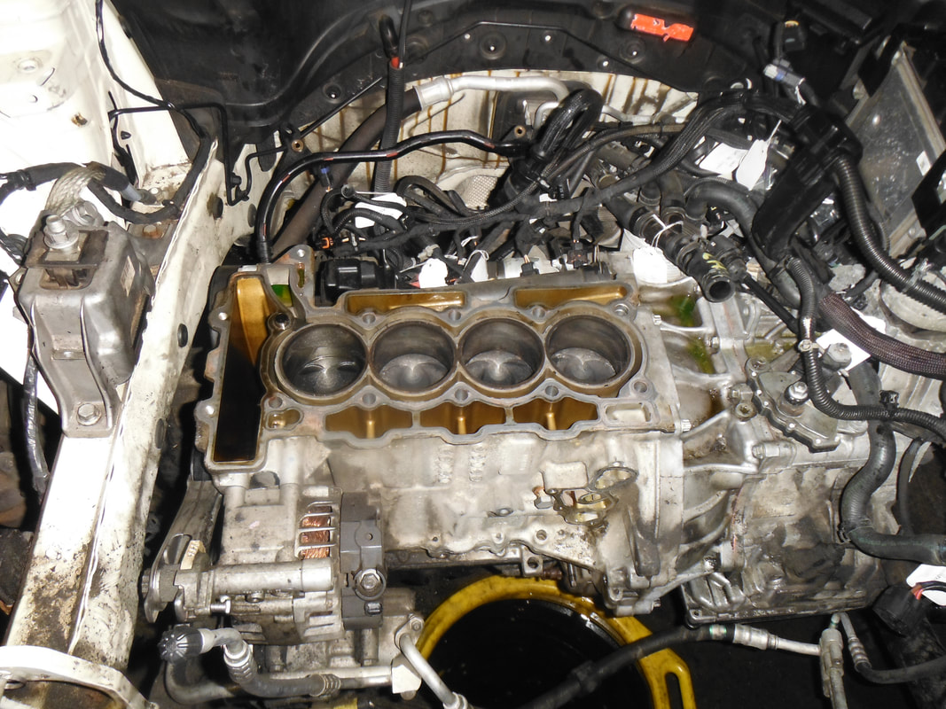 2008 Mini Cooper S Engine Rebuild - HPMotors, est  1977